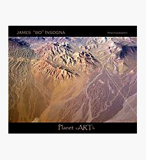 Planet Art Three Photographic Print