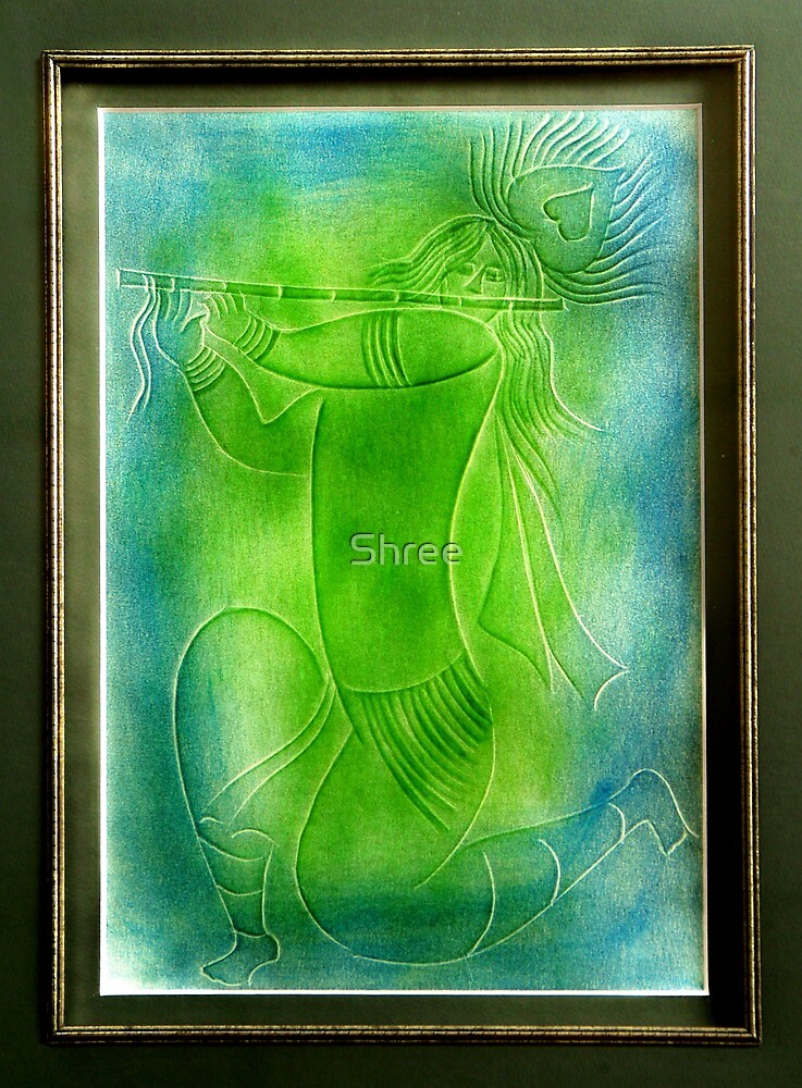 *The Great Kisna* by Shree
