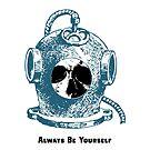 Always Be Yourself by hazelbasil