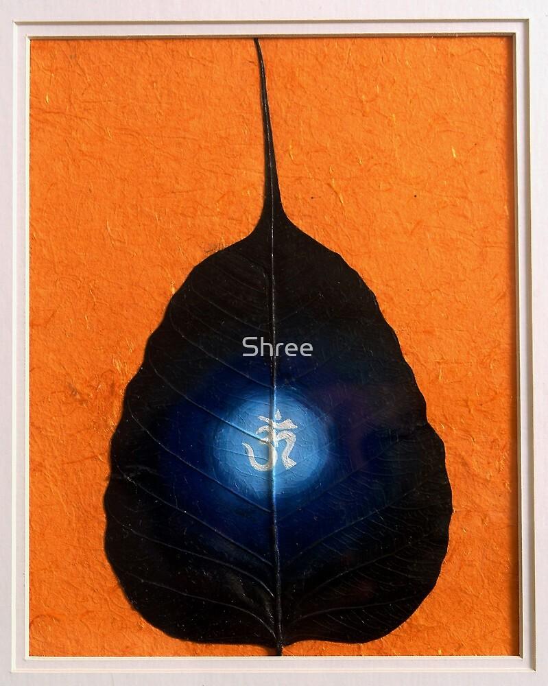 Divine 'AUM' by Shree