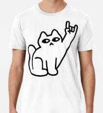 Cats Like Metal Premium T-Shirt