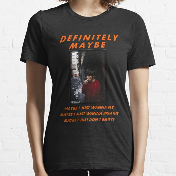 Oasis Live forever  Essential T-Shirt
