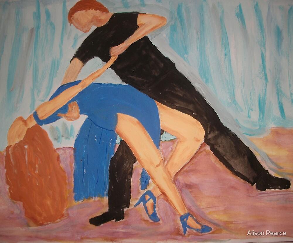 Tango : Dance of Love by Alison Pearce