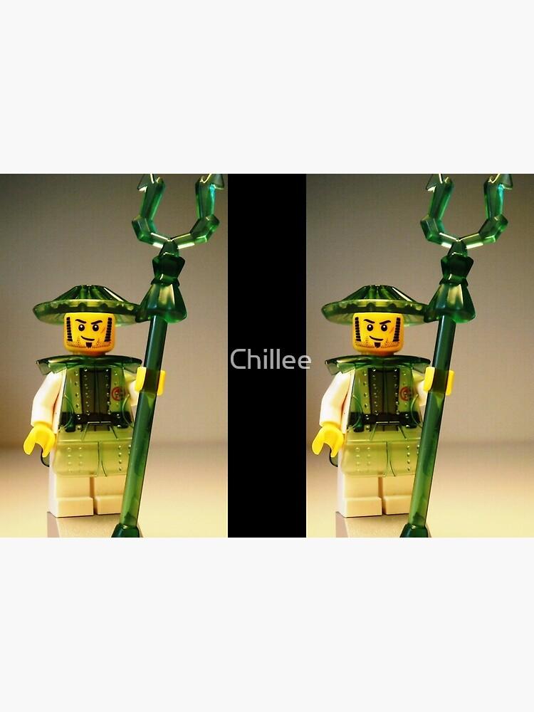 Ching Dynasty Chinese Warrior Custom Minifigure von Chillee