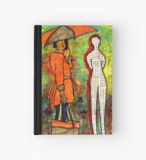 WE Can ENDURE All Kinds of Weather Hardcover Journal