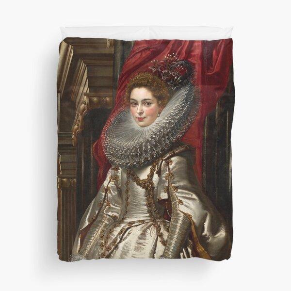 "Rubens, anno 1606, ""Marchesa Brigida Spinola Doria"",from ORIGINAL painting, Courtesy of The National Gallery of Art, Washington DC,USA Duvet Cover"
