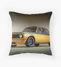 old Alpina Throw Pillow