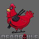 « Deadpoule » par Waz Decrétaire