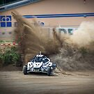 Autocross EM von coolArtGermany