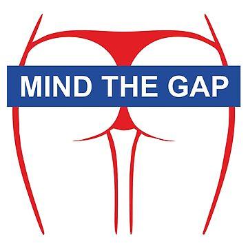 Mind the woman gap by dracula385