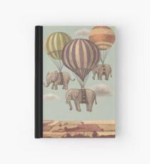 Flight of the Elephants Hardcover Journal