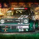 Golf Garage von coolArtGermany