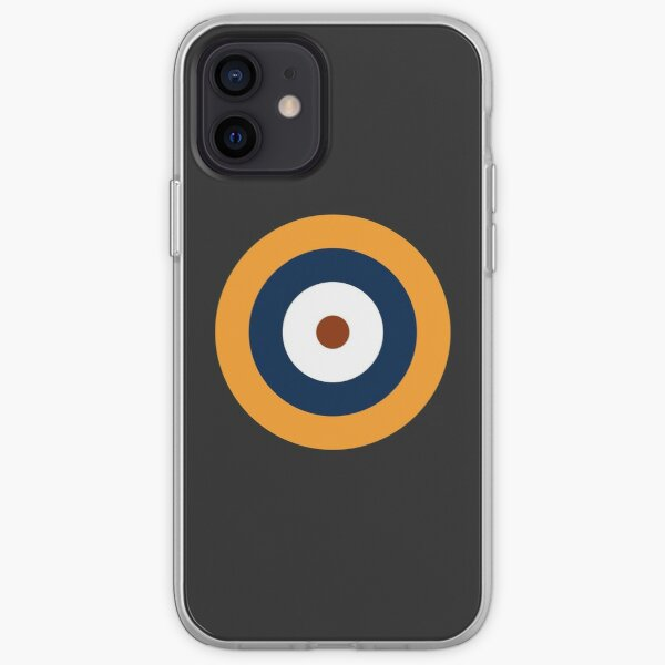 Royal Air Force - Historical Roundel Type A.1 1937 - 1939 iPhone Soft Case