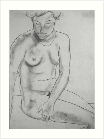 Phrase, nude figure sketch agree