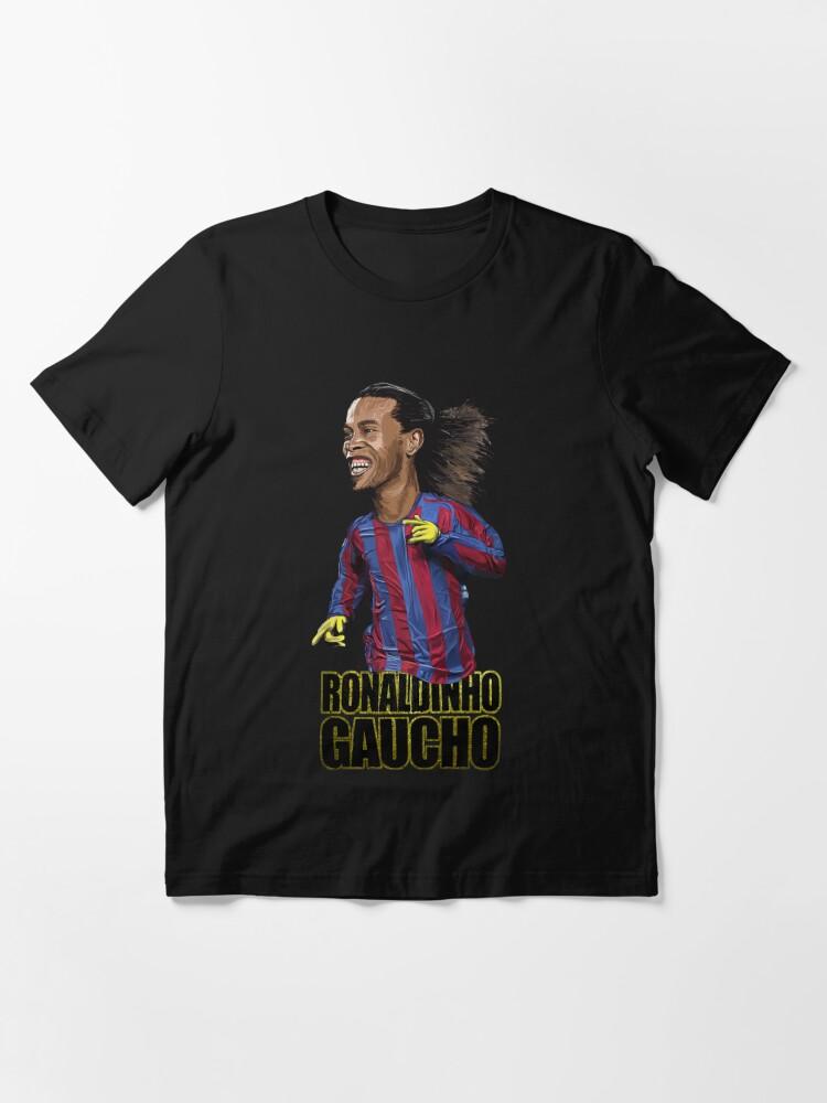 Le Brésil légendes T-Shirtfootball ultras Pelé ronlado Ronaldinho SELECAO Fan
