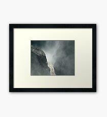 Barron Falls, Kuranda 2006 Framed Print