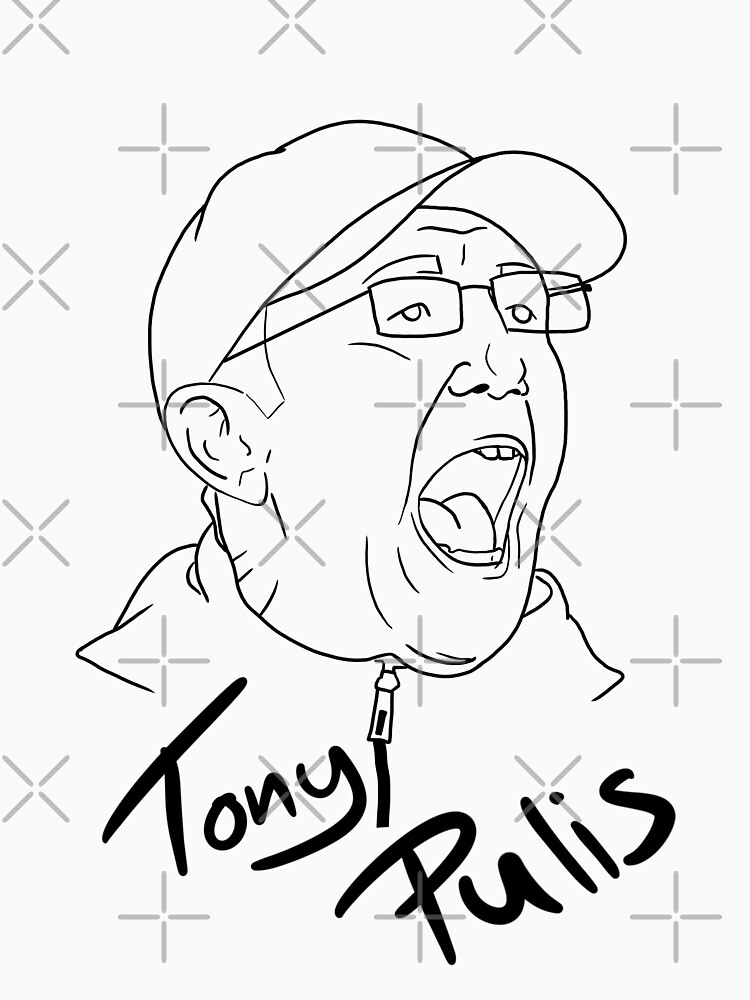 Tony Pulis by iRussJ