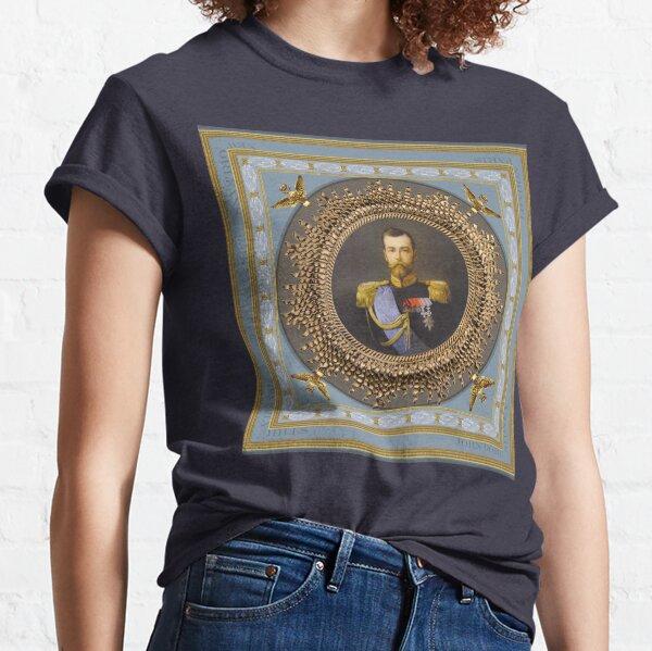 Czar Nicholas II Classic T-Shirt