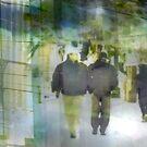 Crossing Paths by Elizabeth Bravo