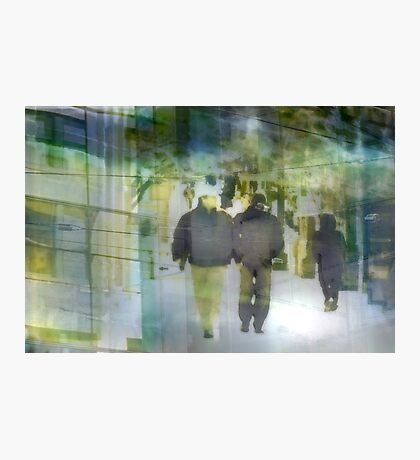 Crossing Paths Photographic Print