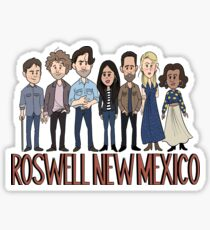 Desert Sun Roswell Nm >> Roswell New Mexico Stickers | Redbubble
