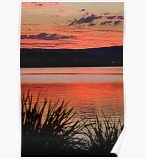 The Orange Lake Poster