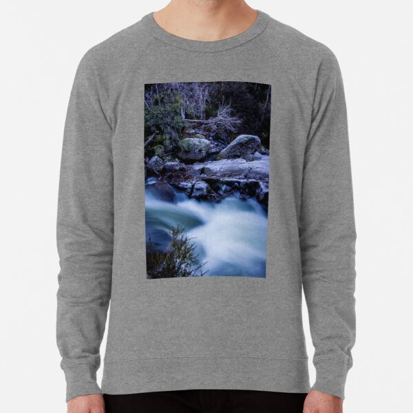 Thredbo river Lightweight Sweatshirt