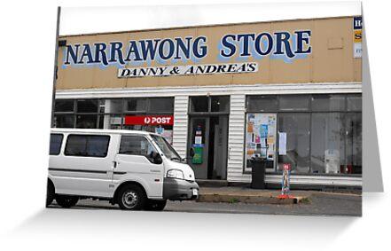 Narrawong Store by Matthew Walmsley-Sims