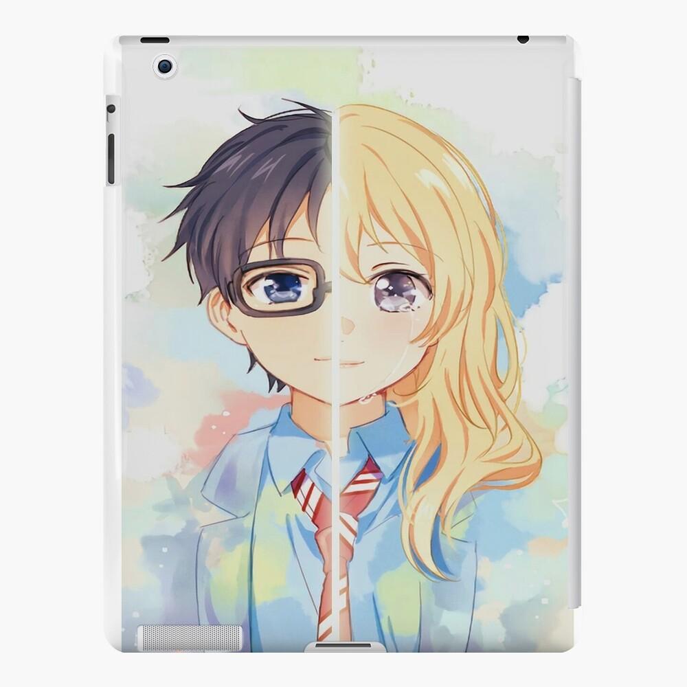 ANIME GIRLS. Lie in April. Miyazono Kaori. iPad Case & Skin