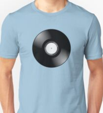 Vinyl Record by Chillee Wilson Unisex T-Shirt