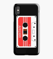 Mixtape Cassette Tape by Chillee Wilson iPhone Case
