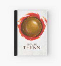 House Thenn Hardcover Journal