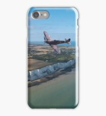 Spitfire over England iPhone Case/Skin