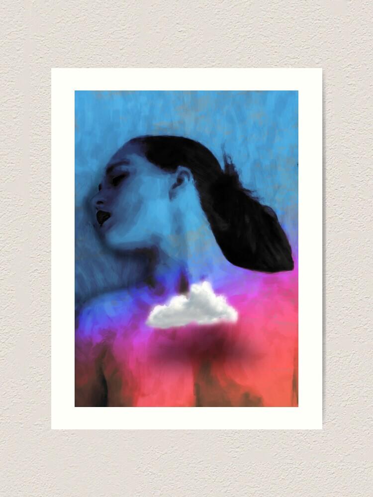 Alternate view of Soul Art Print
