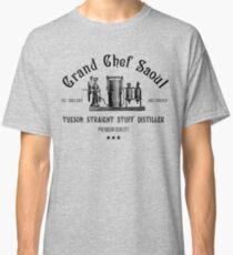 Grand Chef Saoul Distilerie -2 T-shirt classique