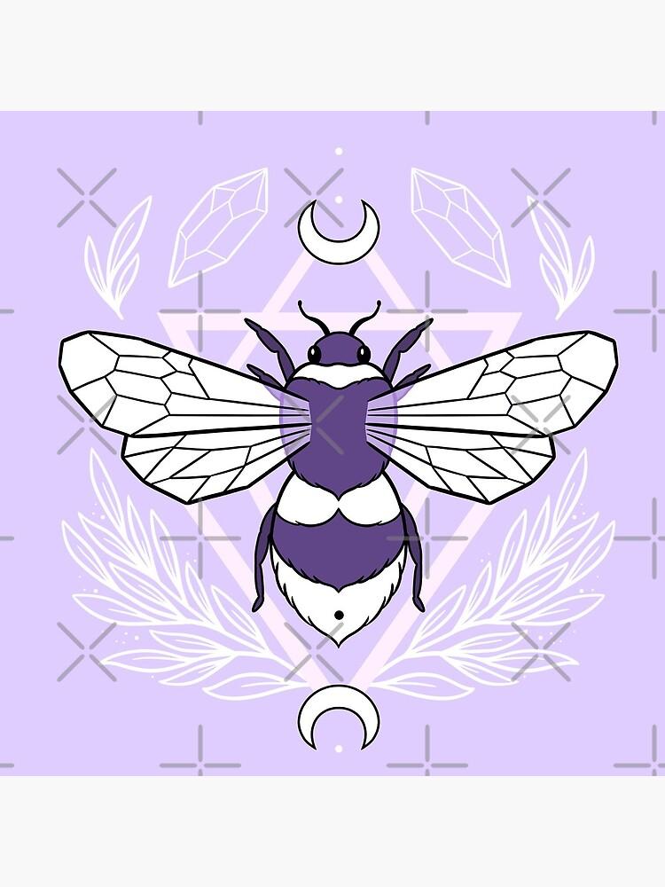 Bee Queen // Pastel | Nikury by nikury