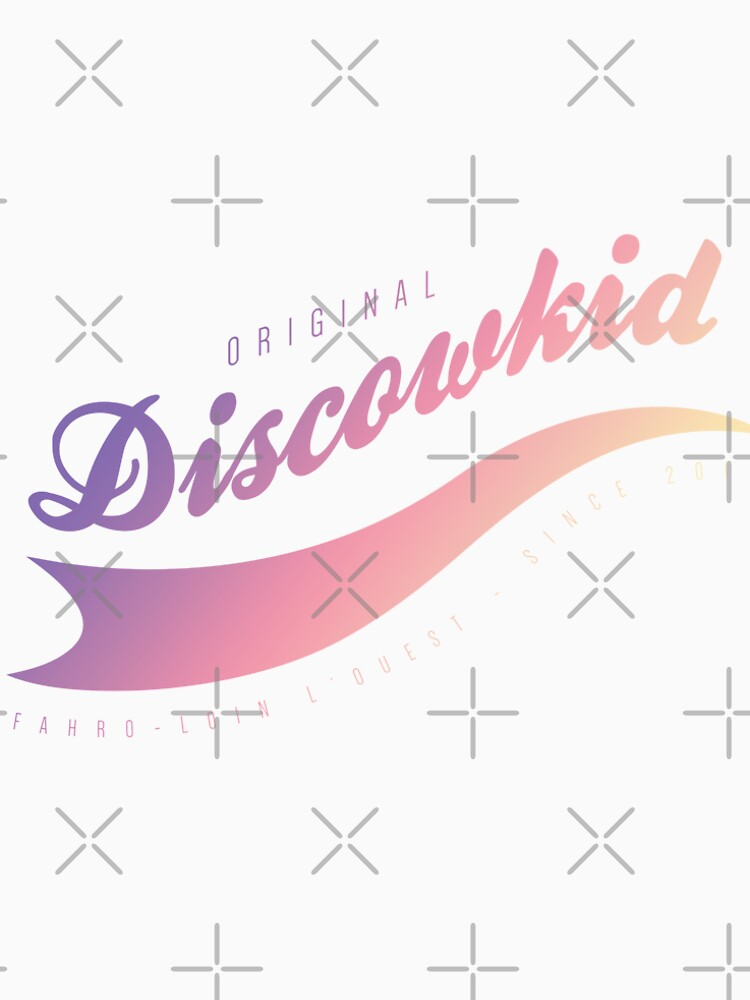 «DISCOWKID - B» par FAHRO