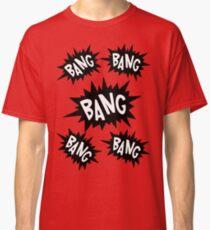 Cartoon Bangs by Chillee Wilson Classic T-Shirt