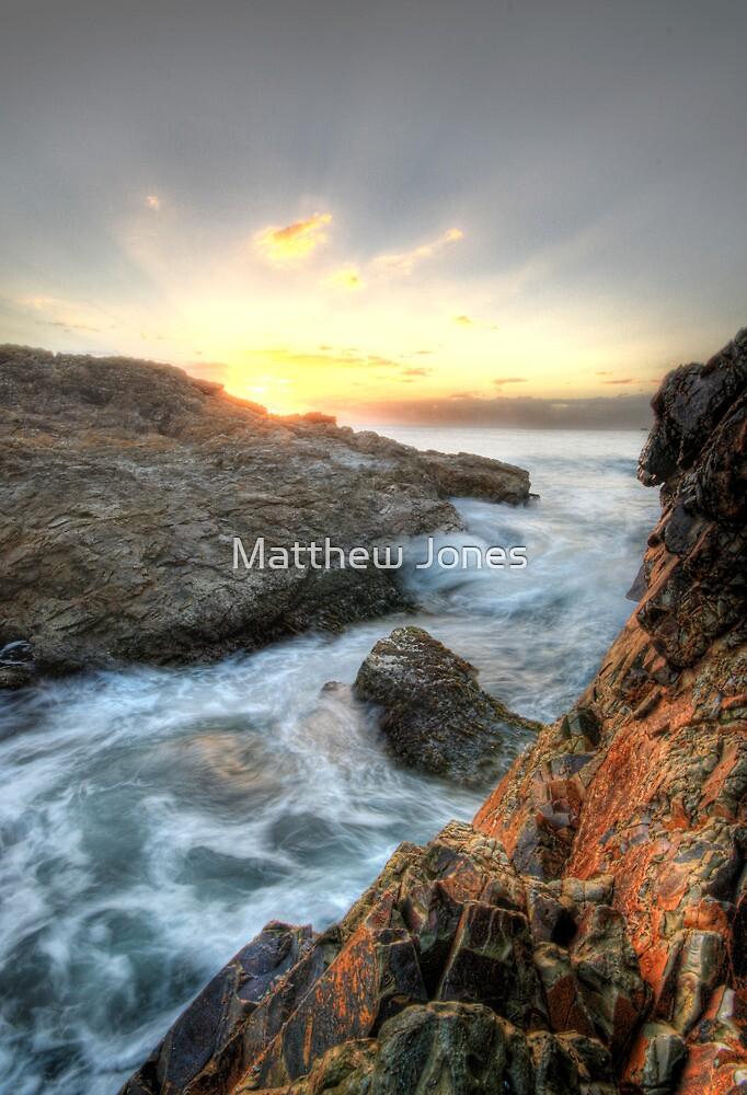 One Mile Sunrise by Matthew Jones