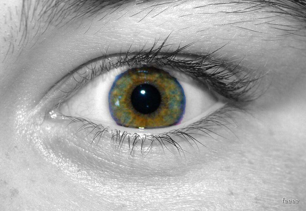 Eye Spy by feeee