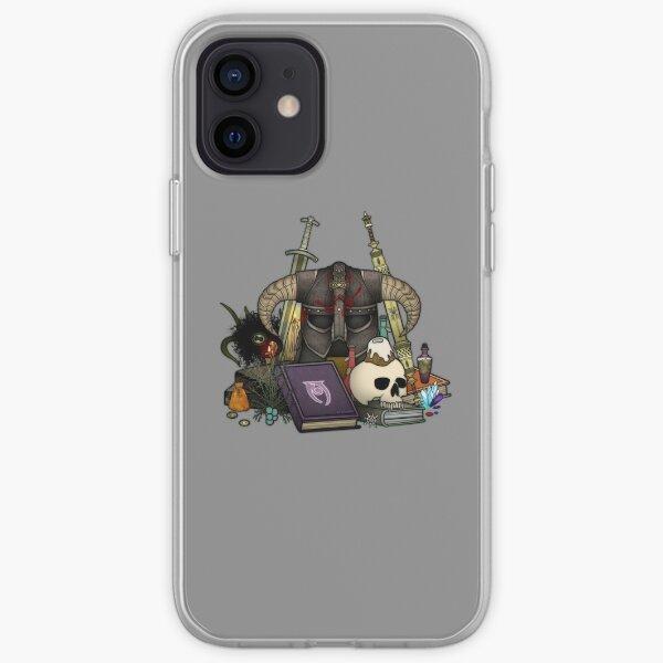 Skyrim Esthétique Coque souple iPhone