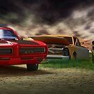 Pontiac GTO von coolArtGermany