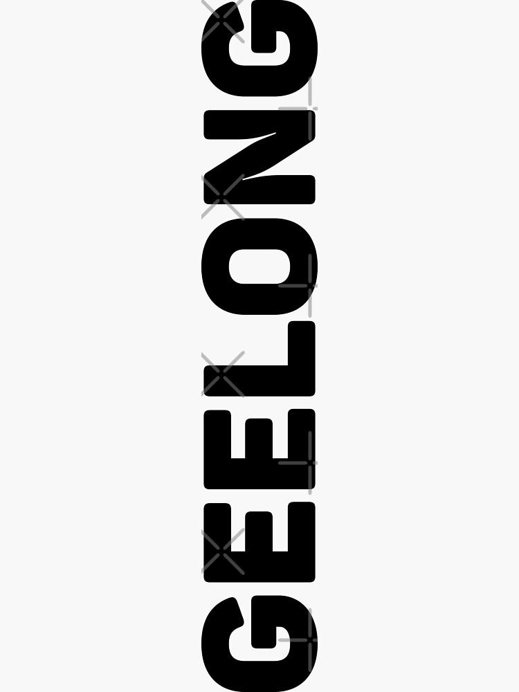 Geelong by designkitsch