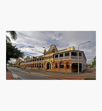 Historic Queens Hotel - The Strand Townsville Photographic Print