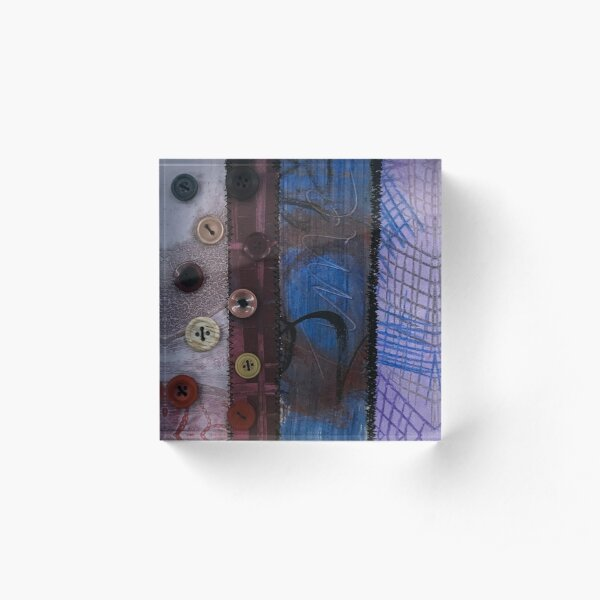Spherical Science Acrylic Block