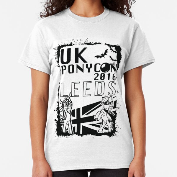 UK PonCon 2016 Design Classic T-Shirt
