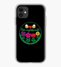 Bee Compassionate iPhone Case