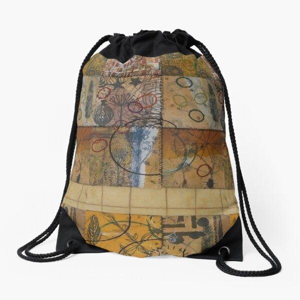Joy Returns Unexpectedly Drawstring Bag