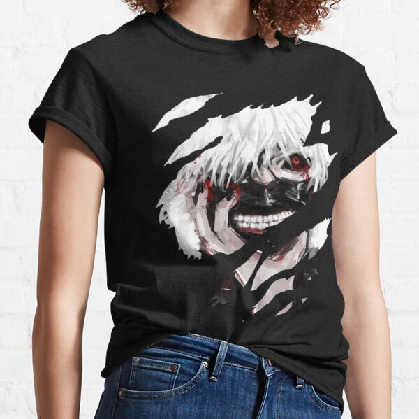 Anime Kaneki Ken T-shirt classique