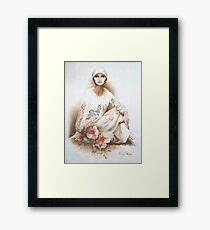 """Moshgan"" Oil on Canvas Framed Print"